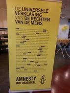 Logo van Amnesty International Diemen Duivendrecht Ouderkerk a.d. Amstel