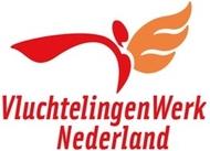 organisatie logo VluchtelingenWerk West en Midden Nederland